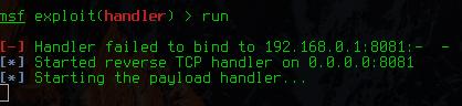 handler-run